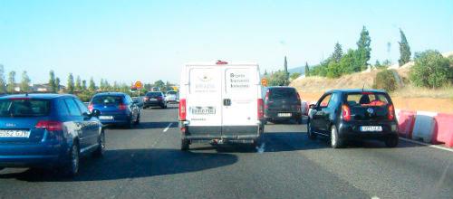 Carreteras restituye hoy el tráfico en la autopista de Inca