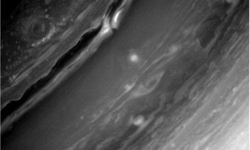 La última foto de los anillos de Saturno