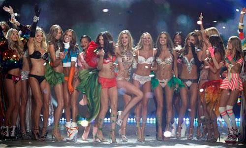 Millones de espectadores vibran al ritmo de Victoria's Secret
