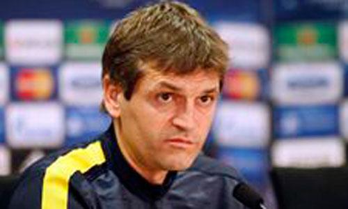 Tito Vilanova será operado este jueves