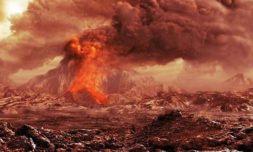 Los volcanes pueden abastecer la capa de gas que envuelve Venus