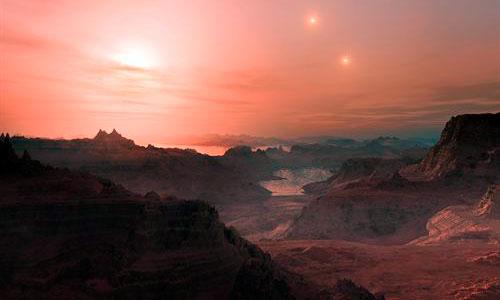 Siete planetas de la Vía Láctea podrían albergar vida