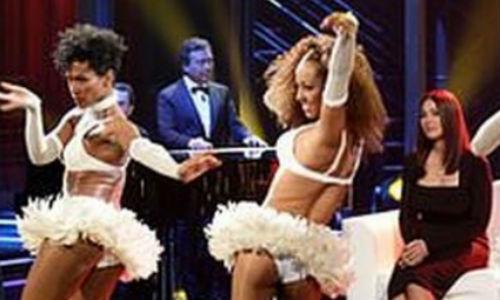 Las bailarinas semidesnudas ahora están mal vistas