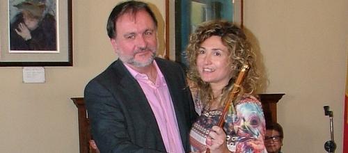 Xisca Mora, alcaldesa de Porreres