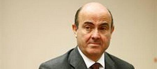 Guindos espera que se genere empleo en el último trimestre de 2013