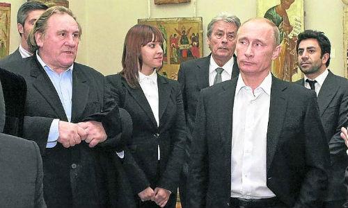 Gerard Depardieu quiere ahora irse a vivir a una aldea rusa