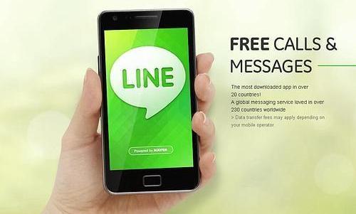 Line supera los 100 millones de usuarios