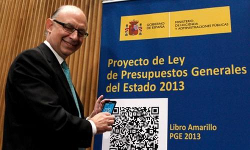 España, por debajo de Uganda en transparencia presupuestaria