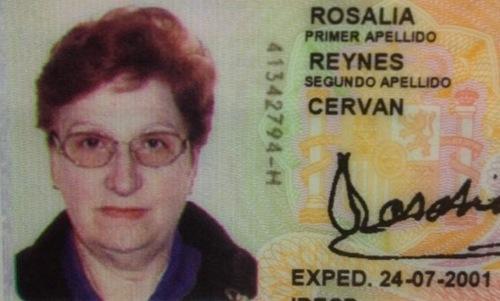 En busca de Rosalía Reynés, enferma de Alzheimer
