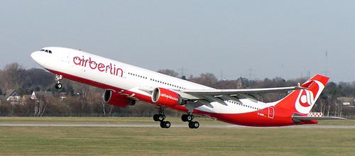 Air Berlin exige ahora a los trabajadores que recorten sus salarios