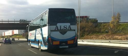Alsa empieza a rodar por Mallorca