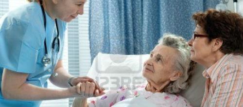 Un elevado número de ancianos frágiles sufre de malnutrición