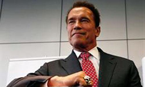 2013: el año Schwarzenegger