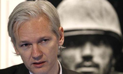 Julian Assange arremete contra la pel�cula sobre Wikileaks