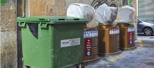 Emaya pide responsabilidades por la recogida neumática de basura