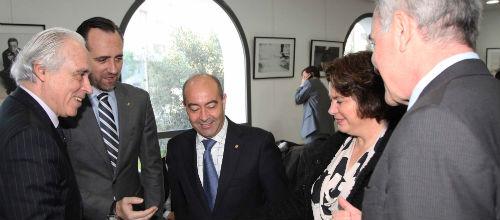 Bauzá se reúne con la Confederación de Empresarios Marroquíes