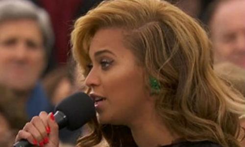 Polémica por el playback de Beyoncé