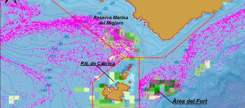Oceana remite a la UE pruebas de pesca ilegal en Cabrera