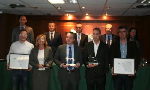 CAEB premia la innovación empresarial