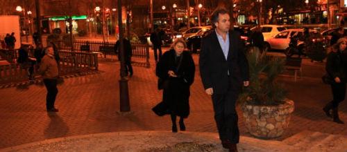 El sector turístico en pleno acudió a despedir a Marilén Pol