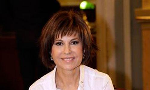 Concha García Campoy vuelve al hospital
