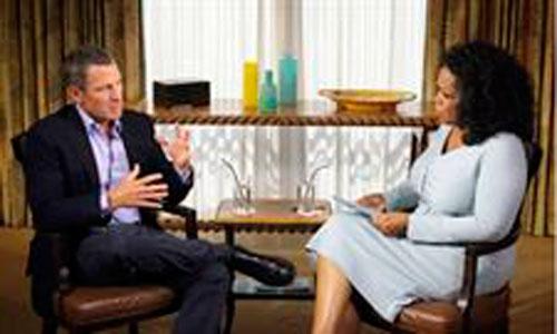 Armstrong admite que tomó todo tipo de sustancias