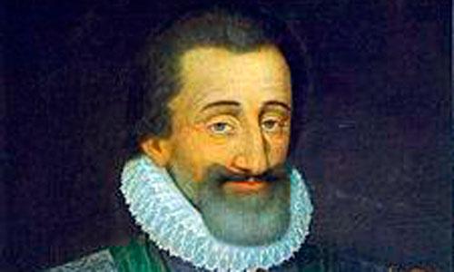 La cabeza de Enrique IV en una calabaza es auténtica