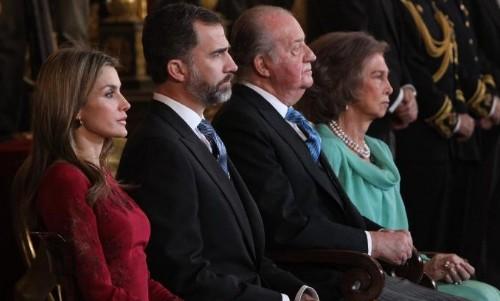 Urdangarin se queda fuera de la web de la Casa Real