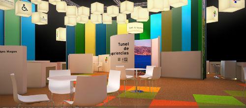 Baleares tendrá en Fitur un sistema de promoción virtual único en el mundo