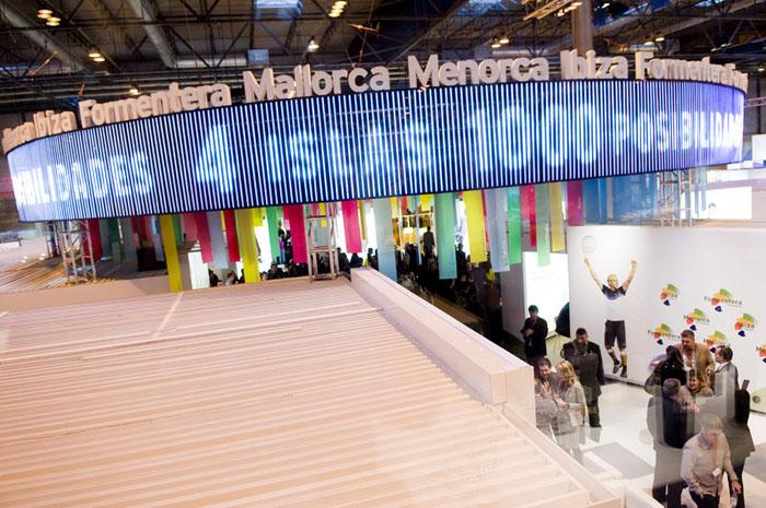 Fitur, Feria Internacional de Turismo, celebra su 33 edición.