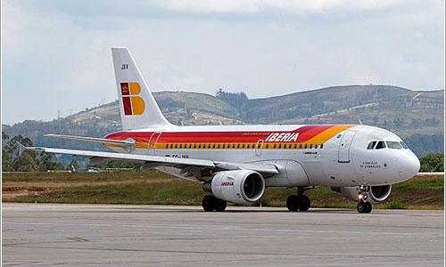 Iberia ofrece un millón de plazas para volar desde 39 euros