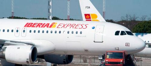 Iberia Expréss saca vuelos Península-Baleares por 39 euros