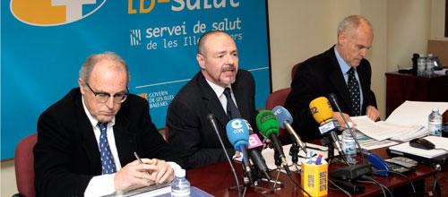 La espera media para operarse ya llega a los 4 meses en Baleares