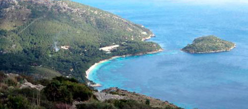 Alerta naranja por fuerte viento en Mallorca y Menorca