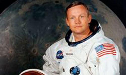 La frase de Armstrong al llegar a la Luna no fue improvisada