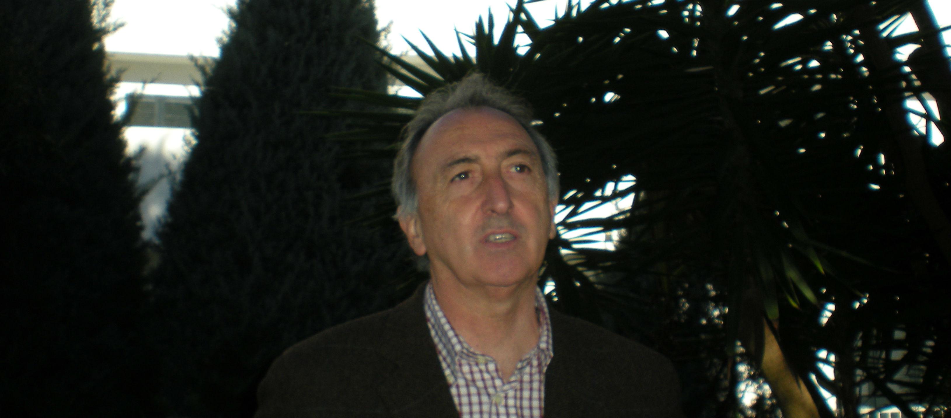 Matías Barceló, presidente en funciones de la Federación Hotelera