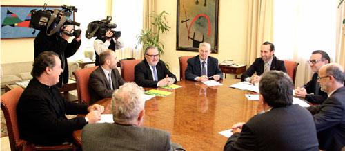 El Govern apremia a Fomento a adjudicar el servicio Menorca-Madrid