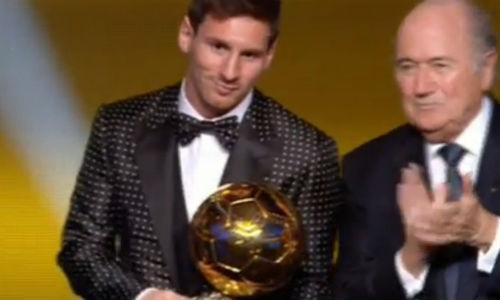 Leo Messi ha ganado el Balón de Oro