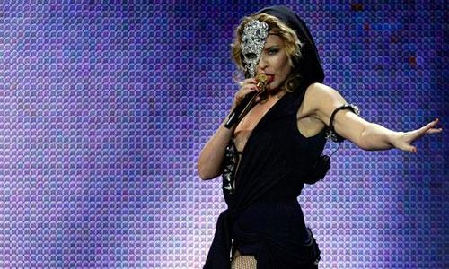 Kylie Minogue deja la música temporalmente