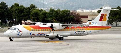 Los trabajadores de Air Nostrum plantean movilizaciones