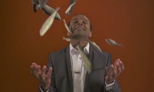 'One pound fish', nuevo éxito musical en youtube