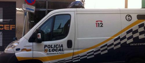 Los policías locales de 15 municipios lanzan una campaña preventiva