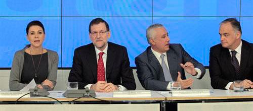 Rajoy anuncia una auditoría externa de las cuentas del Partido Popular