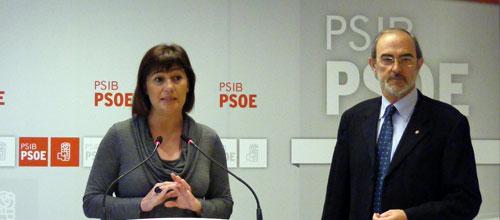 El PSIB plantea una ley para rescatar insolventes ante desahucios