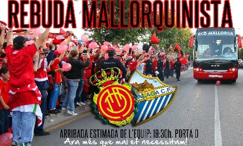 El Mallorca recibe al Málaga con el agua al cuello