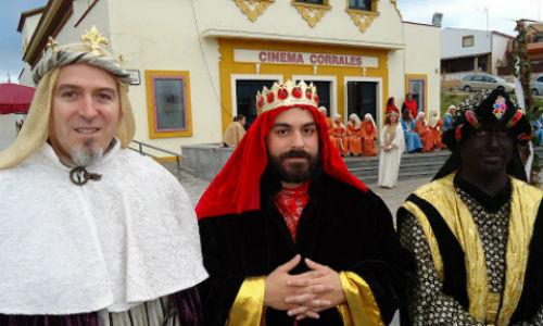 Los Reyes Magos vienen de Huelva y no de Oriente