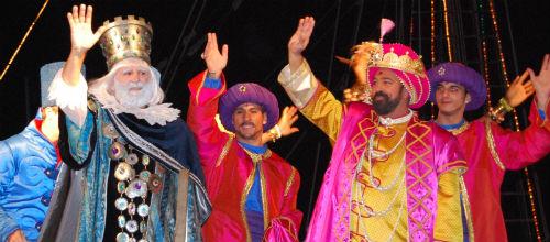 Cielos despejados para el día de Reyes