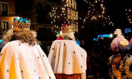 El 70% de los españoles prefiere a los Reyes Magos
