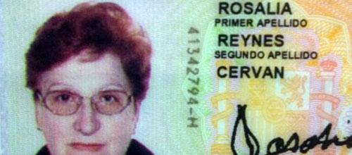 Localizado el cadáver de Rosalía
