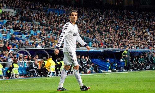 Cristiano Ronaldo, embajador de Save the Children